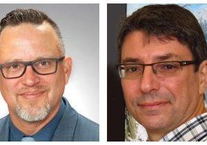 Drs. Gavin Arteel and Takis Benos Awarded R01