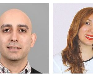 Drs. Mo Ebrahimkhani and Samira Kiani win pain research challenge award