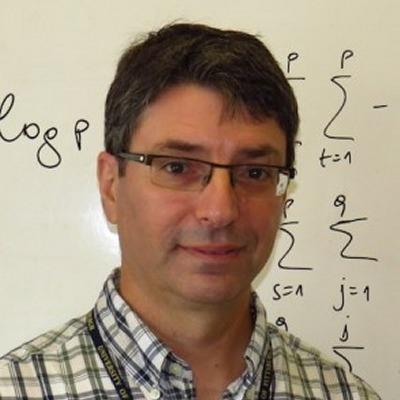 Takis Benos, PhD