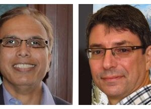 Drs. Obaid Shaikh and Takis Benos awarded grant from Mallinckrodt Pharmaceuticals