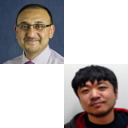 Drs. Monga and Ko, co-authors on a manuscript in Nature Communications