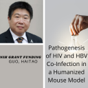 Dr. Haitao Guo Awarded MPI R21