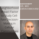 Dr. Mo Ebrahimkhani publishes manuscript in Springer Protocols