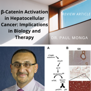 Dr. Paul Monga and colleagues publish review article in Cancers (Basel)