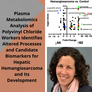 Dr. Juliane Beier's group publishes manuscript in International Journal of Molecular Sciences