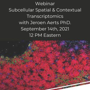 PLRC Virtual Seminar Series: Resolve Biosciences Presentation